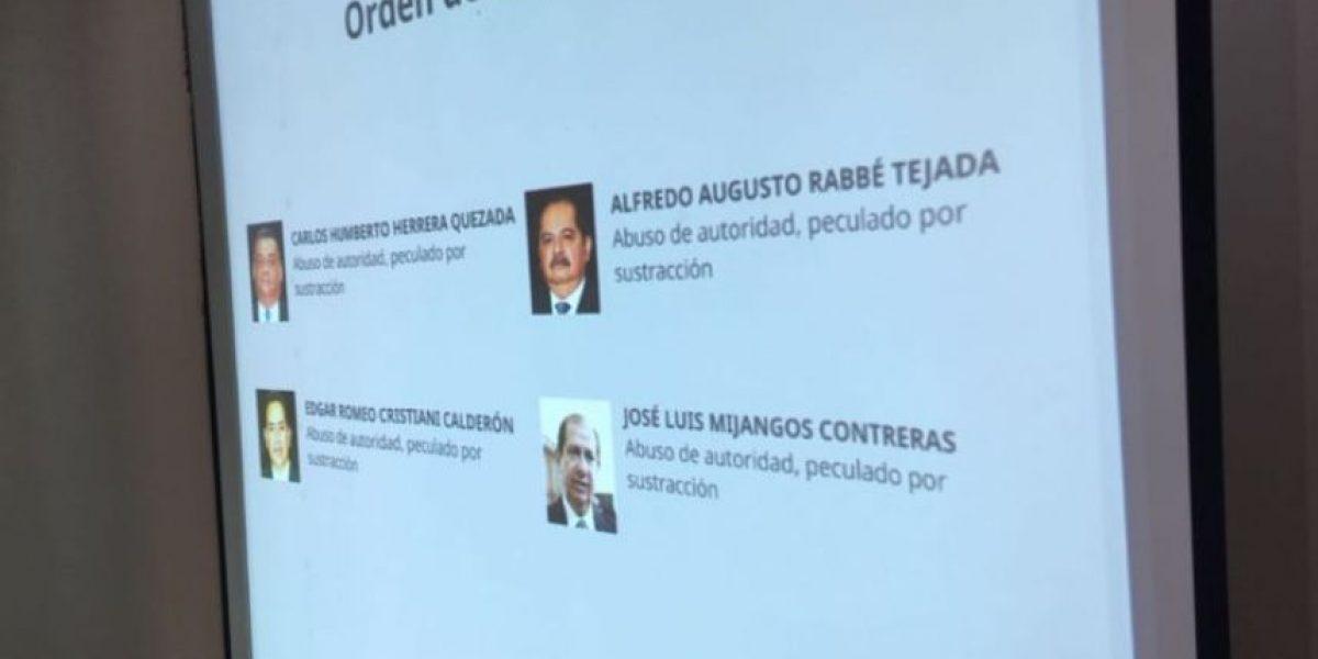 Los primeros capturados por corrupción en el Congreso comparecerán ante juzgado
