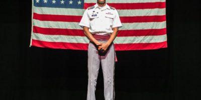 Su deseo siempre ha sido ser piloto desde que vio al Ejército norteamericano realizar actividades humanitarias en su país de origen. Foto:West Point – The U.S. Military Academy