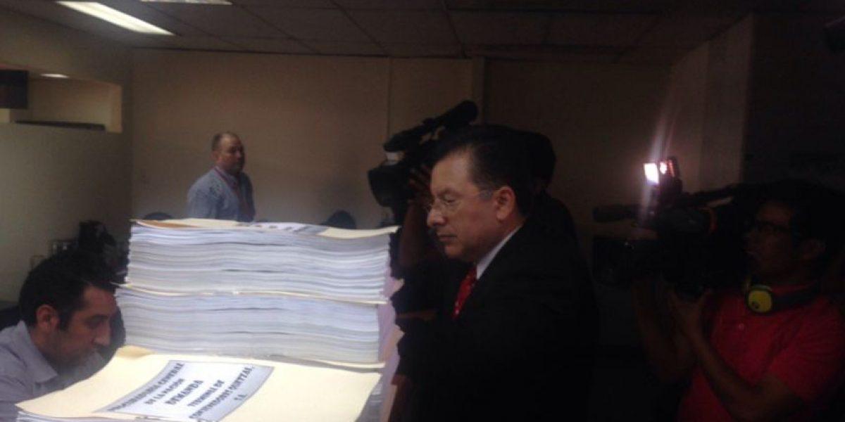 PGN presenta demanda formal de nulidad del contrato con TCQ