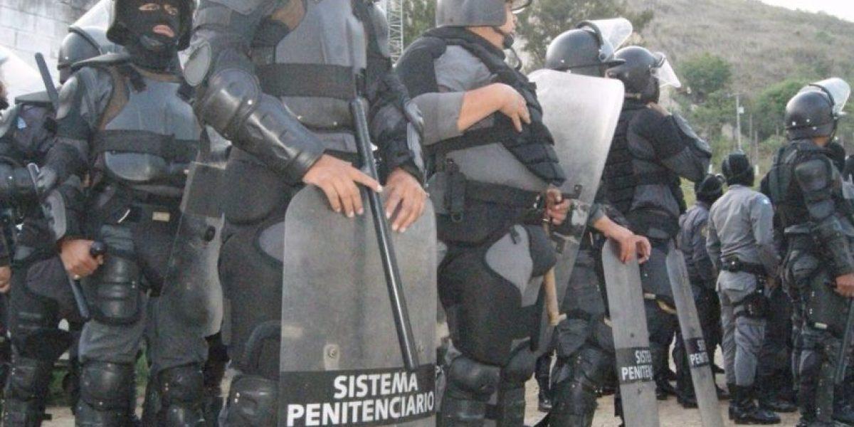 Requisan sector del Preventivo donde están pandilleros del Barrio 18