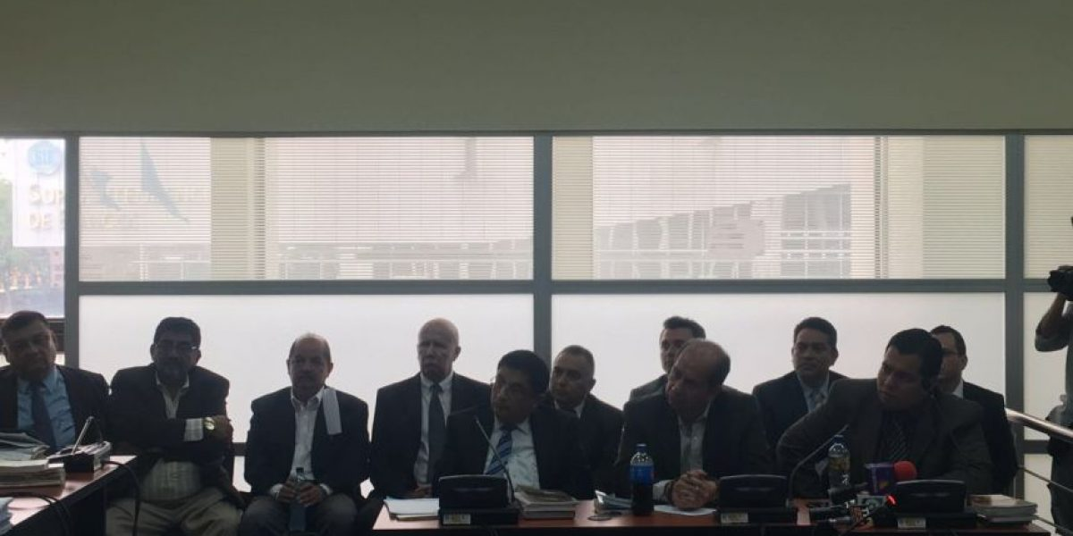 Se desarrolla audiencia de primera declaración por plazas fantasma en el Congreso de la República