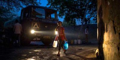 Lamentablemente también se han registrado suicidios entre los agricultores que han perdido sus cosechas Foto:Getty Images