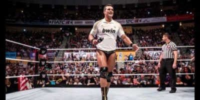 5. Alberto del Río (Luchador) Foto:WWE