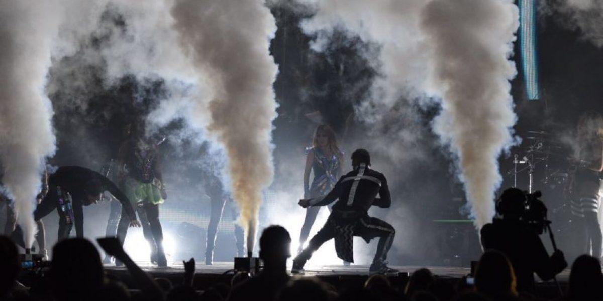Las fotos más subidas tono del concierto de Kabah y OV7