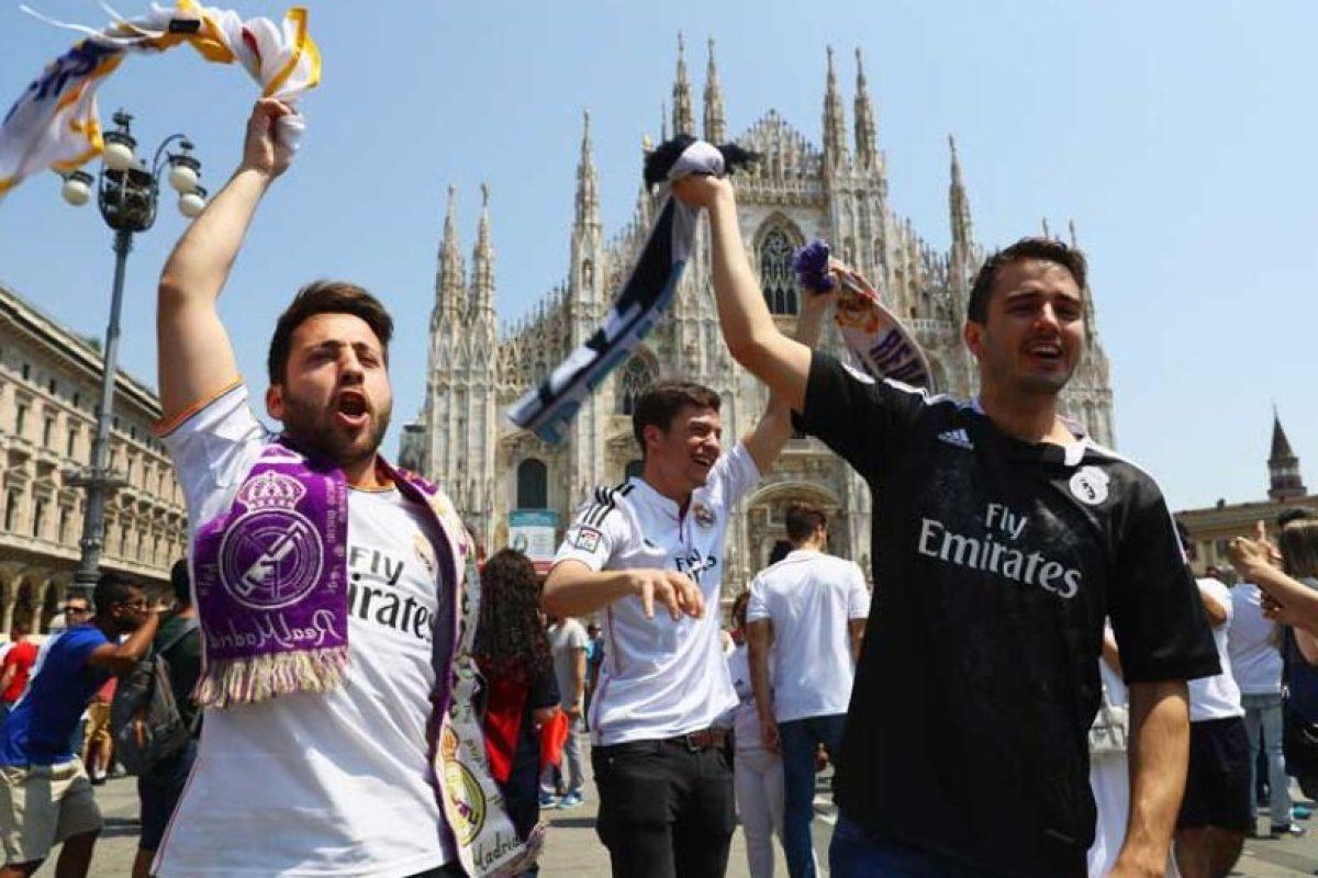 Y tienen la confianza plena en que su equipo podrá lograr su undécima Champions League. Foto:Getty Images