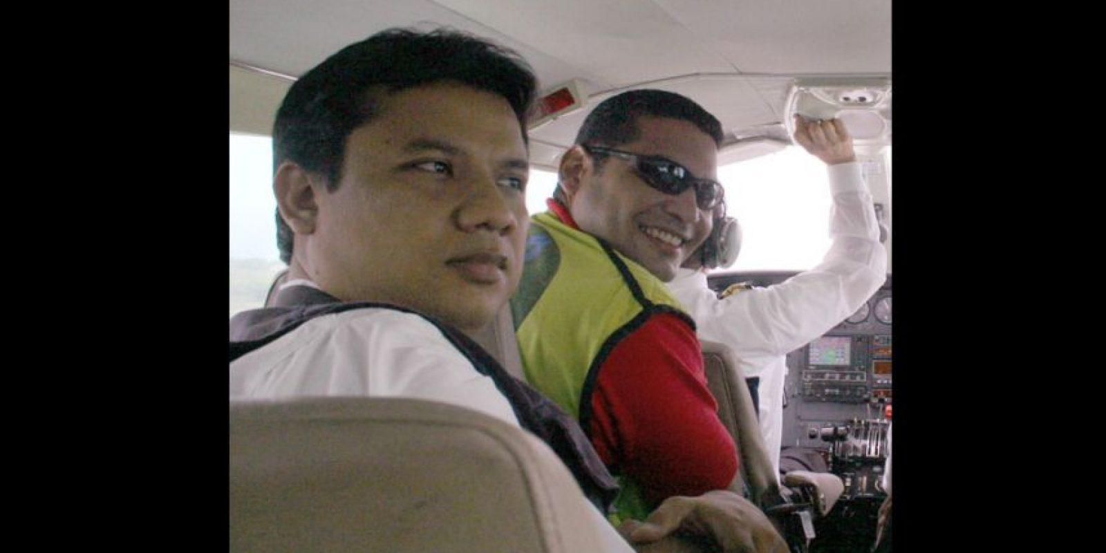 Diego D'Pablos y Carlos Melo fueron liberados horas después. Foto:AP