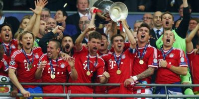 Bayern Munich (Alemania)-5 títulos: 1974, 1975, 1976, 2001, 2013 Foto: Getty Images