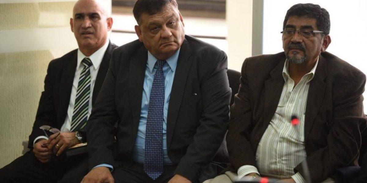 La acusación a exdiputados en caso