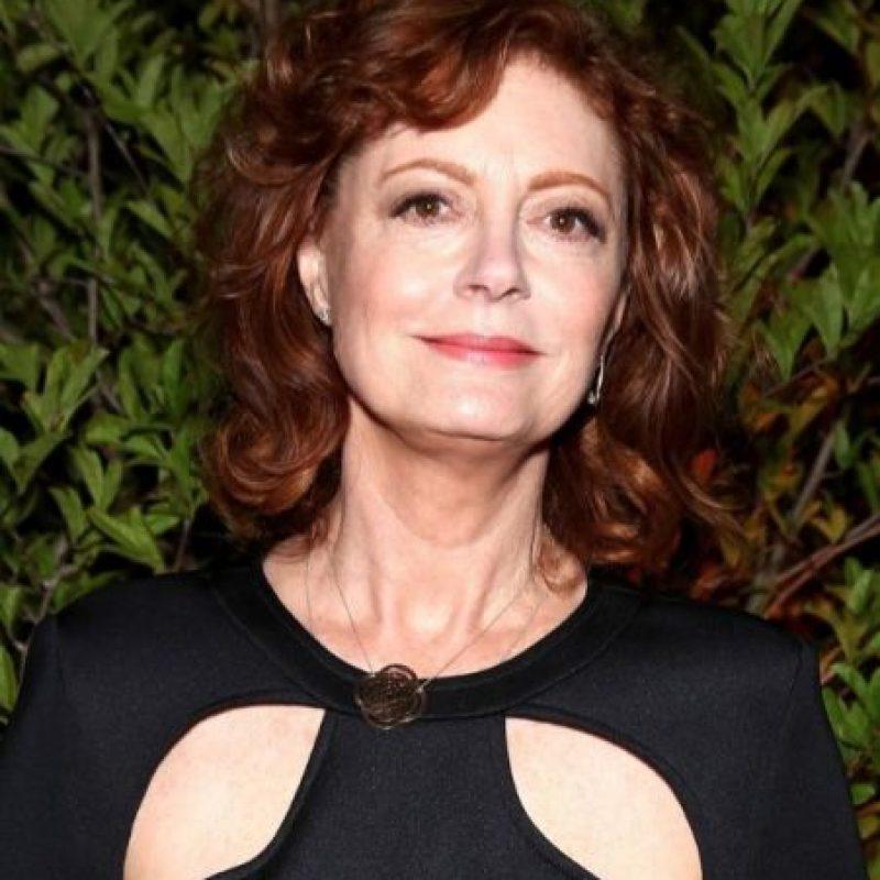 Ganadora del Óscar a la mejor actriz. Foto:Twitter