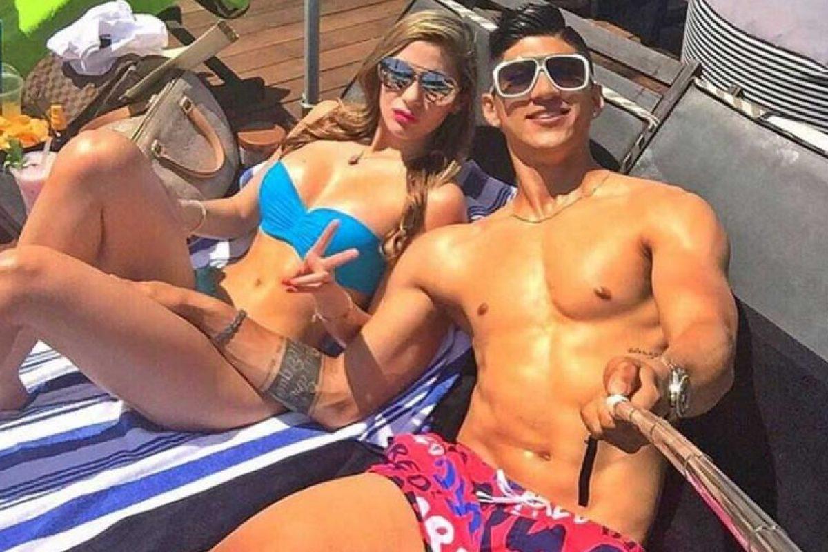Según los informes, Pulido fue secuestrado mientras iba con su novia. Foto:Vía instagram.com/alan_pulido17
