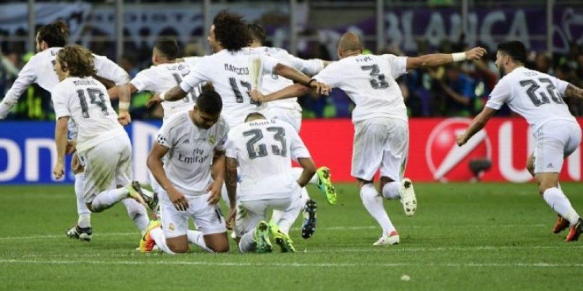 Con sus 11 Copas de Europa, el Real Madrid formaría un equipo y esta sería la alineación