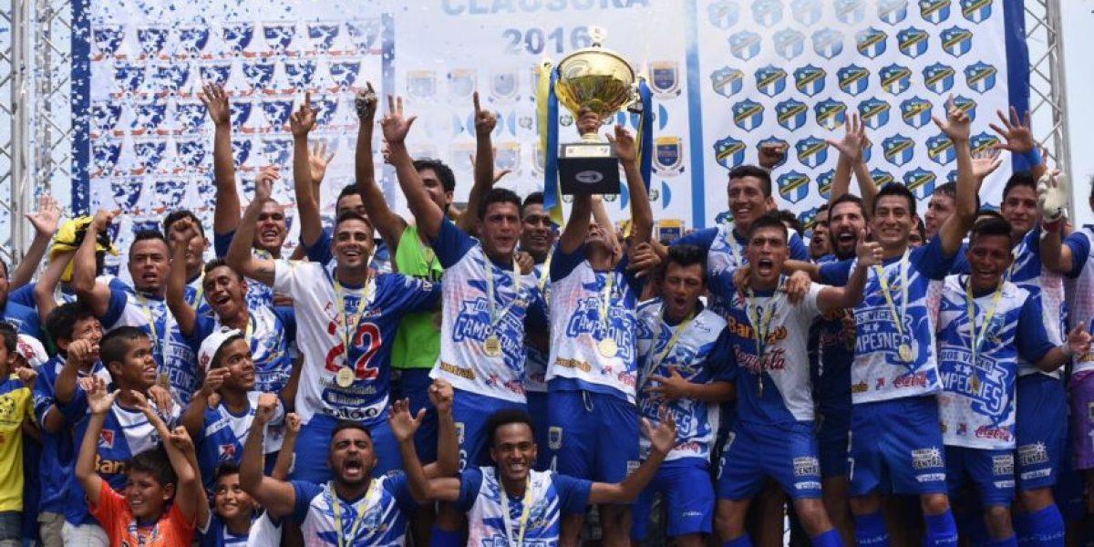 Suchitepéquez es el rey de la Liga Nacional
