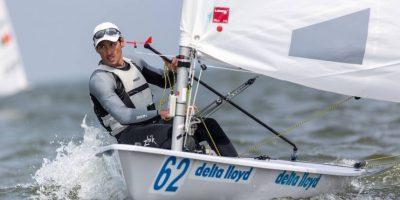 Juan Ignacio Maegli culmina cerca del podio en Holanda
