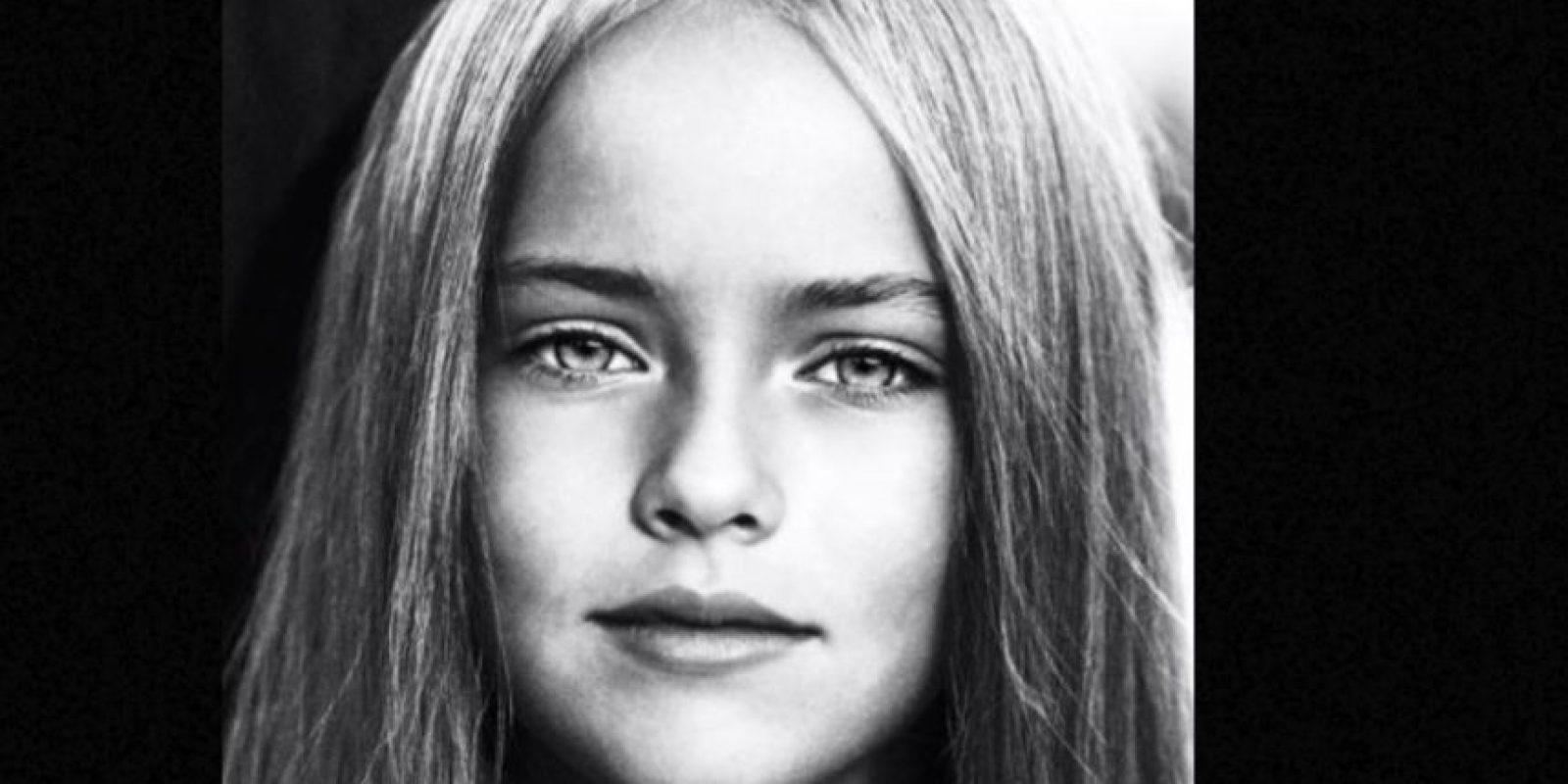 Su padre es futbolista, su madre es modelo retirada. Foto:vía Facebook/Kristina Pimenova