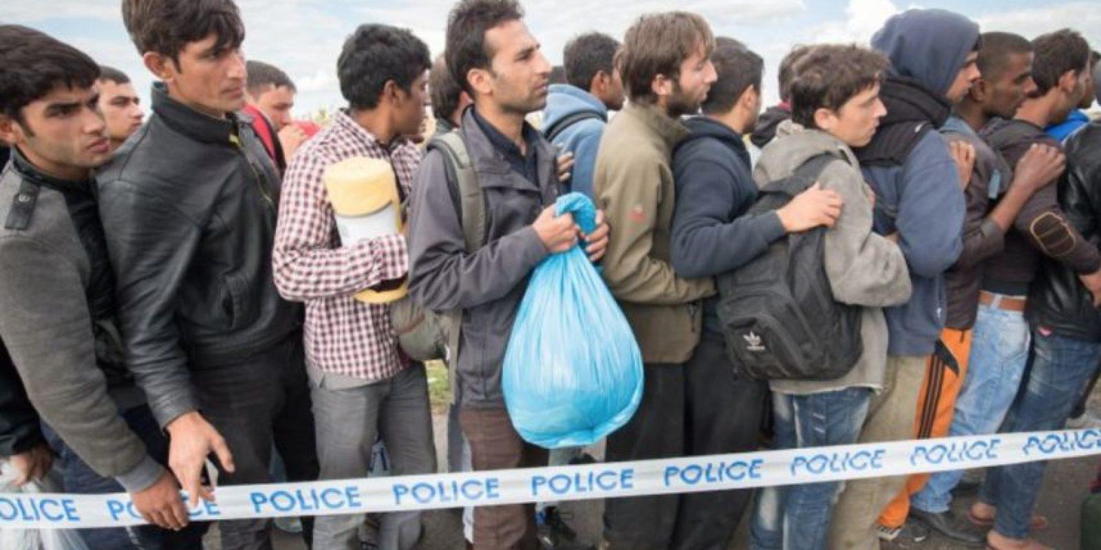 Mientras más cadáveres siguen apareciendo. Foto:vía AFP