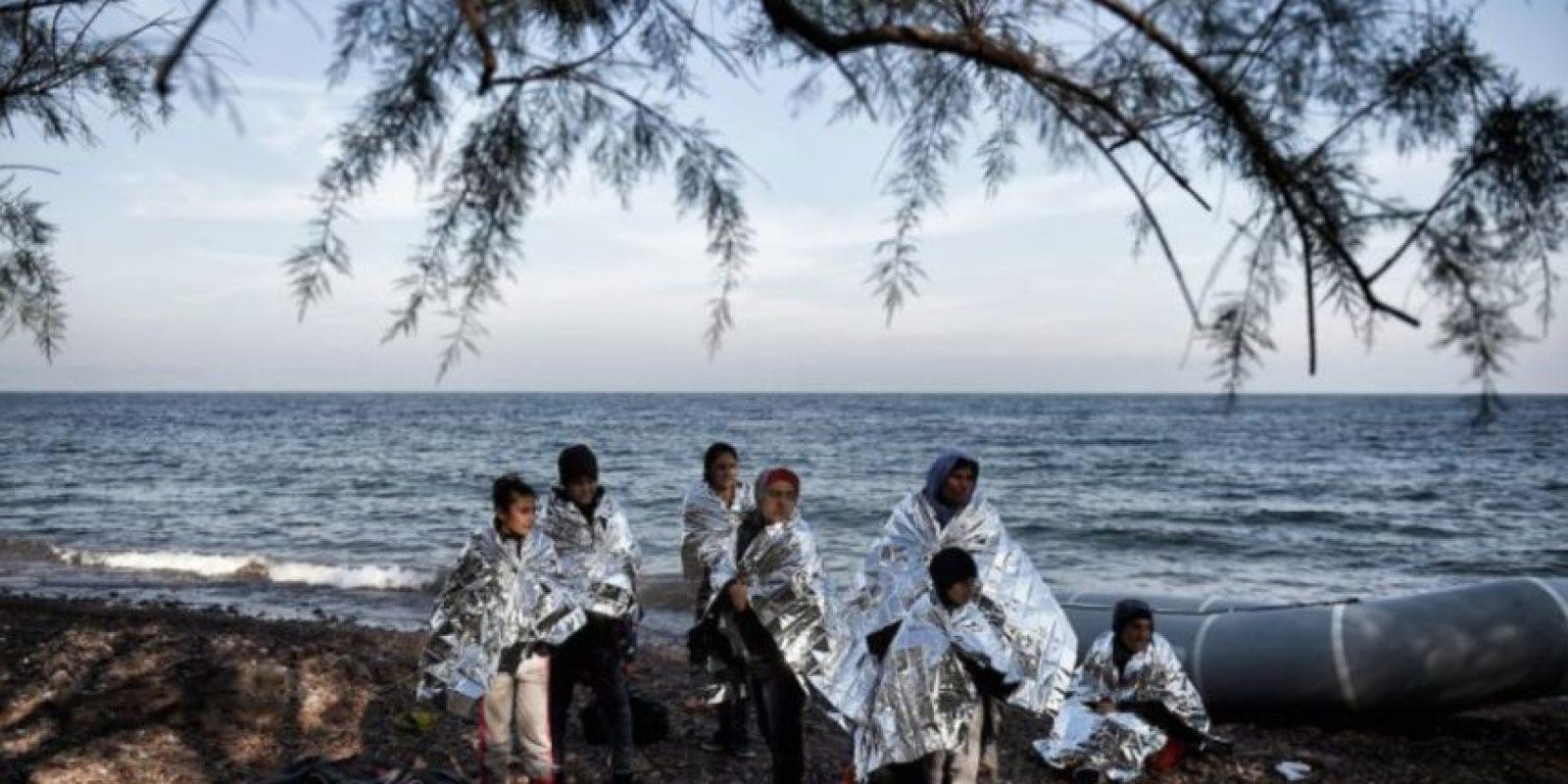 No les importa someterse al riesgo. Foto:vía AFP