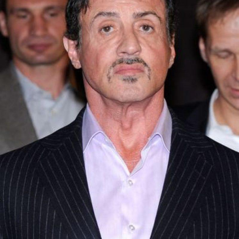 """Es muy conocido por su papel de """"Rocky"""" en la serie de cintas del mismo nombre. Foto:Getty Images"""