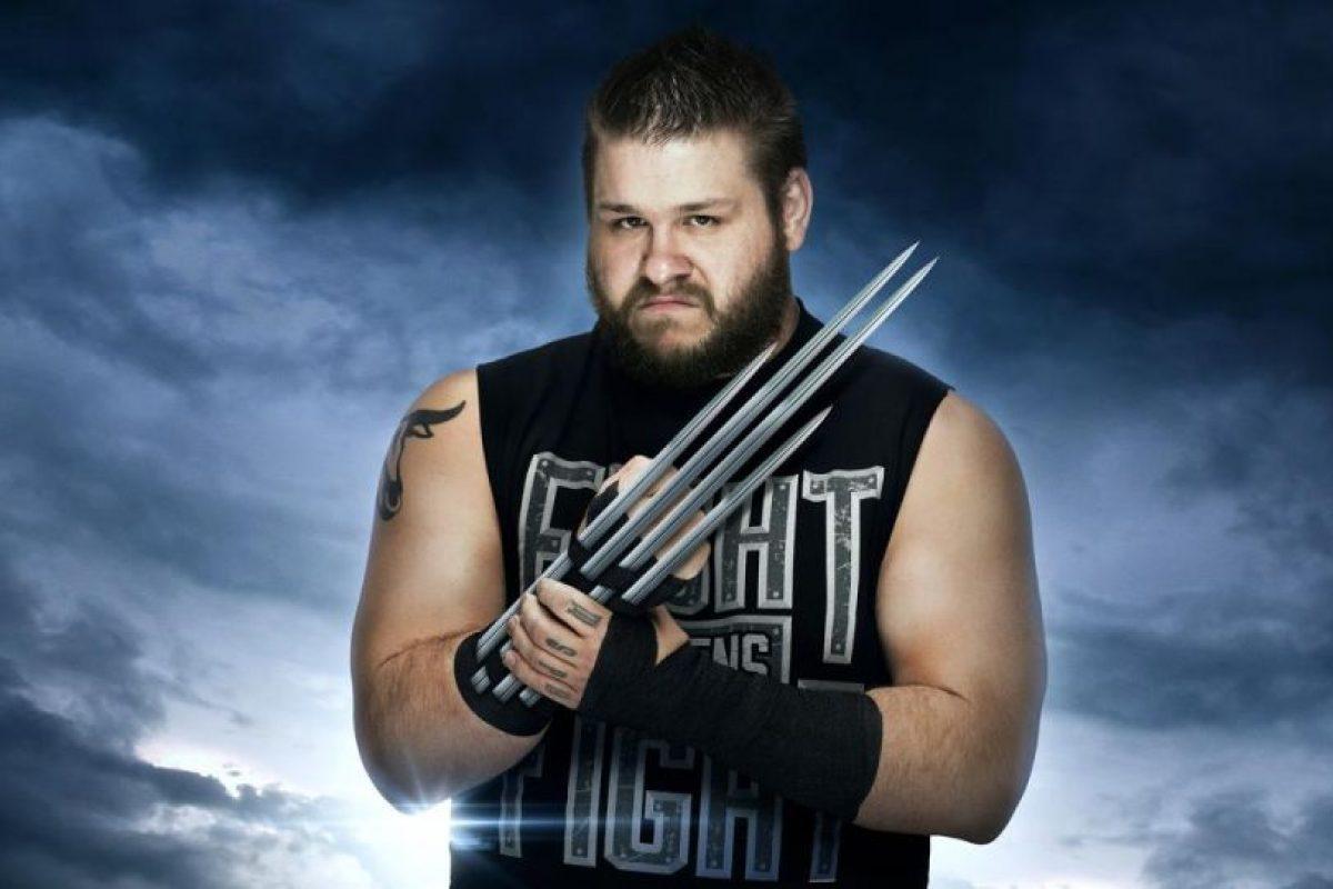 3. Kevin Owens Foto:WWE