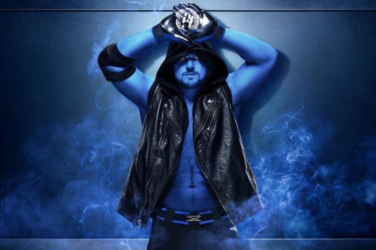 4. AJ Styles Foto:WWE
