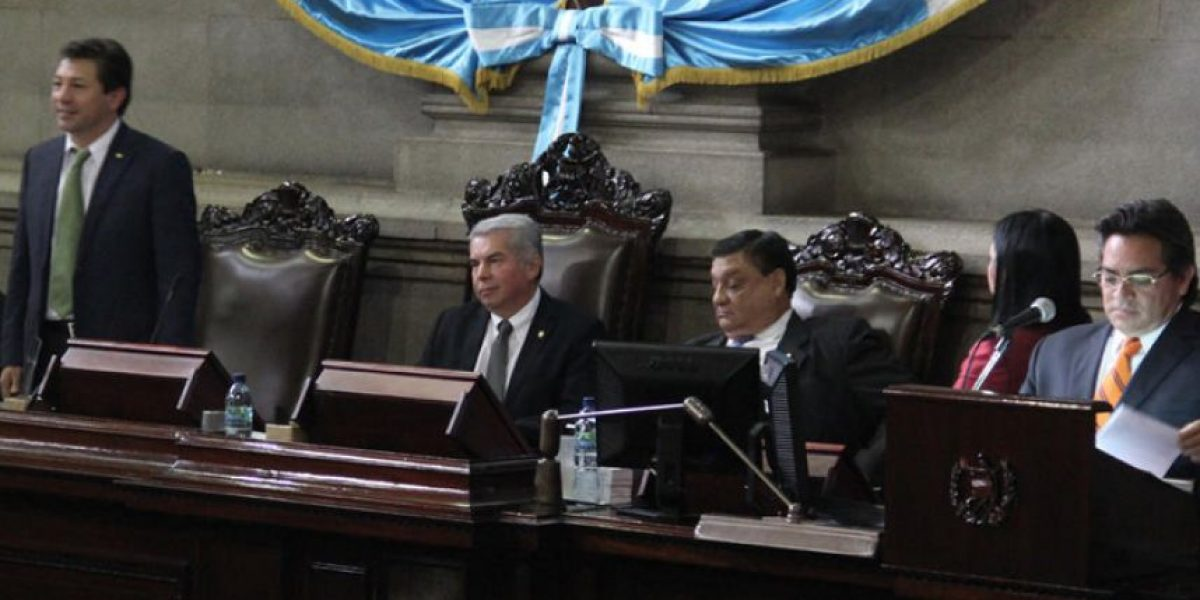 OJ inicia diligencias de antejuicio contra diputado Luis Rabbé, según Taracena