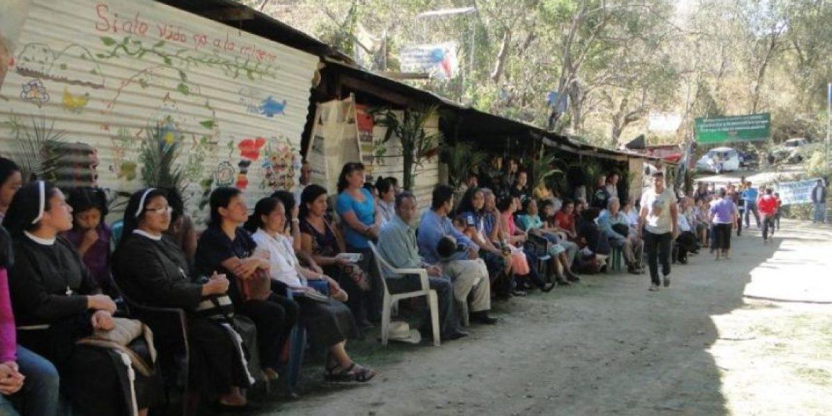 Plantean arraigo para representantes de la minera en La Puya