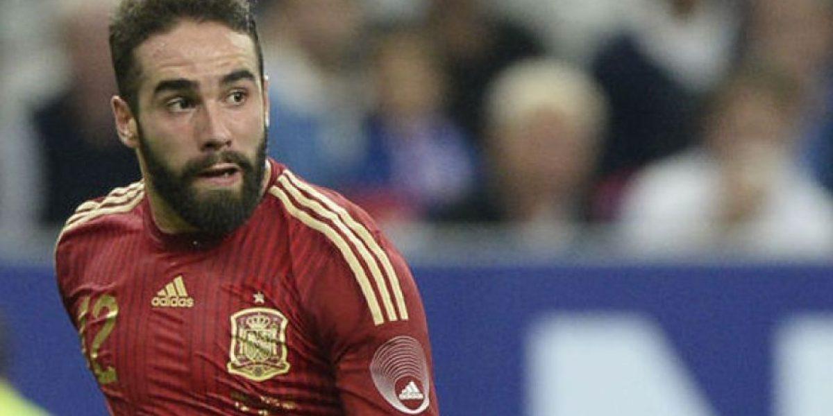 OFICIAL: Dani Carvajal se perderá la Eurocopa