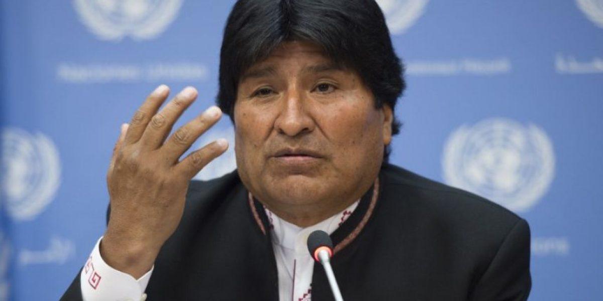 Evo Morales felicita al Real Madrid por su triunfo pero comete bochornoso error