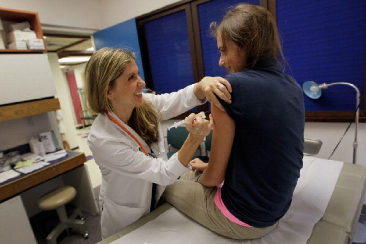 Se estima que hay unos 19.3 millones de niños menores de un año que no han recibido la DTP3 Foto:Getty Images