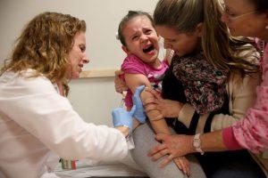 La mortalidad mundial por sarampión se ha reducido en un 74% de 2000 a 2010 Foto:Getty Images