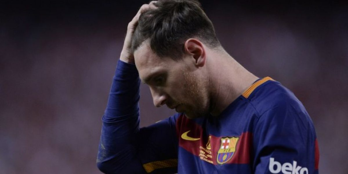 Messi, sobre fraude fiscal: