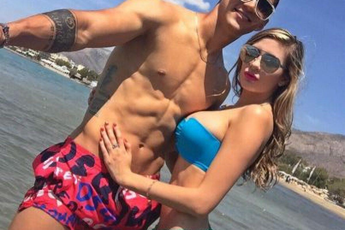 Mantiene una relación con Ileana Salas Foto:Vía instagram.com/ileanasalasl
