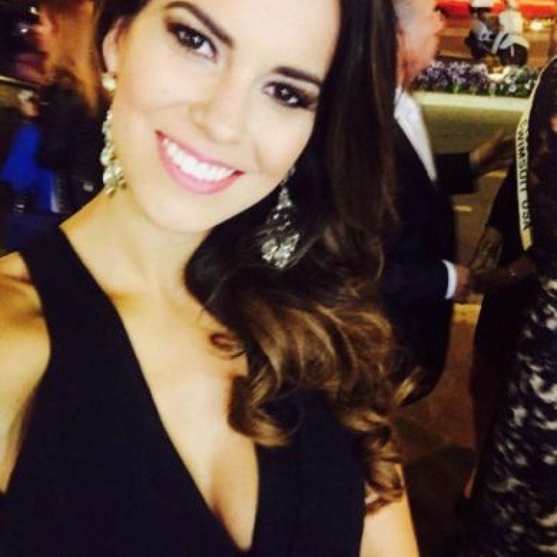 """En abril de este año, Valeria Piazza se coronó como """"Miss Perú 2016"""" Foto:Vía Instagram/@valepiazzav"""