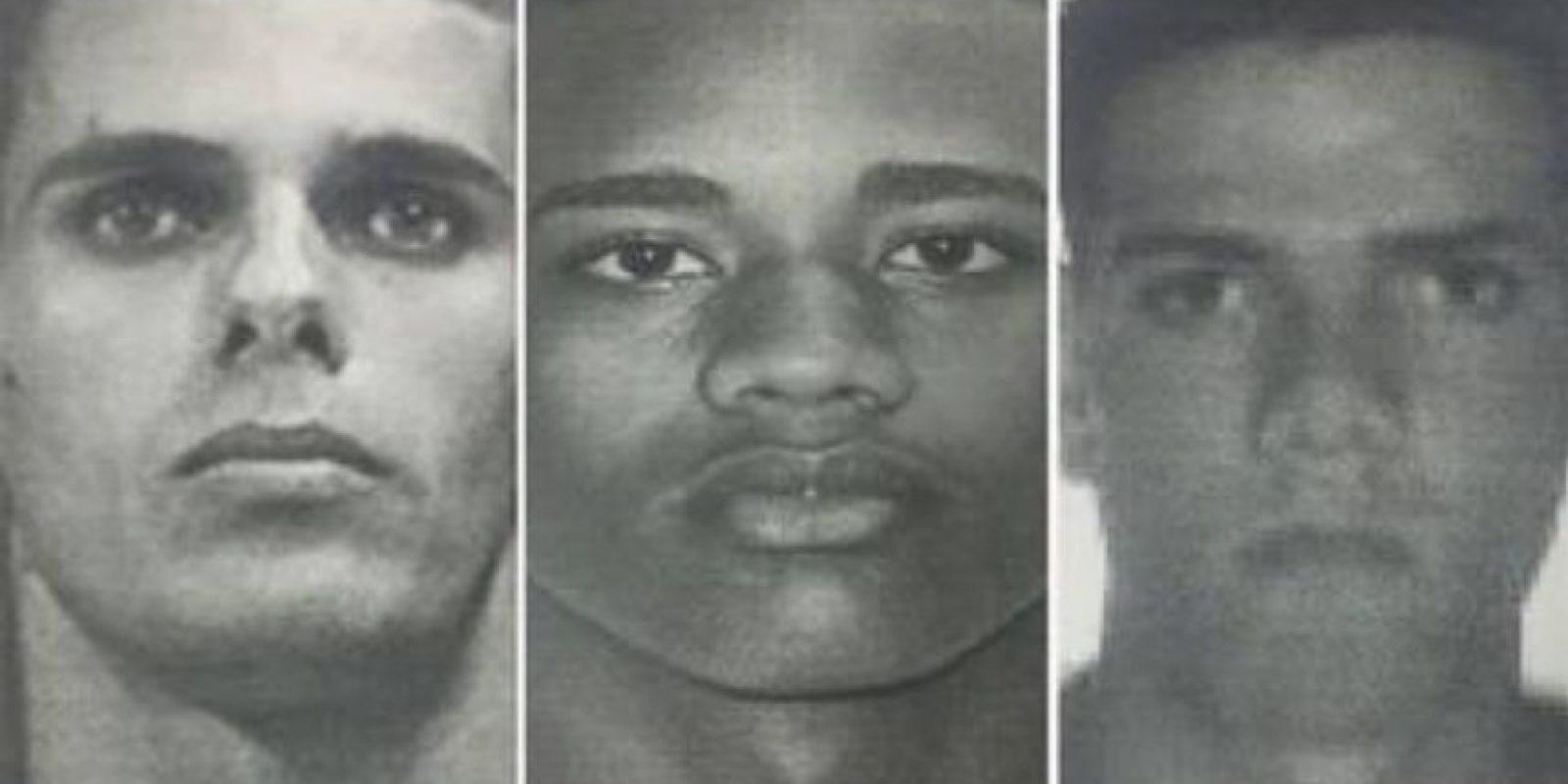 Misma que emitió una orden de detención de seis personas, cuyas fotos también hizo públicas. Foto:Polícia Civil do RJ