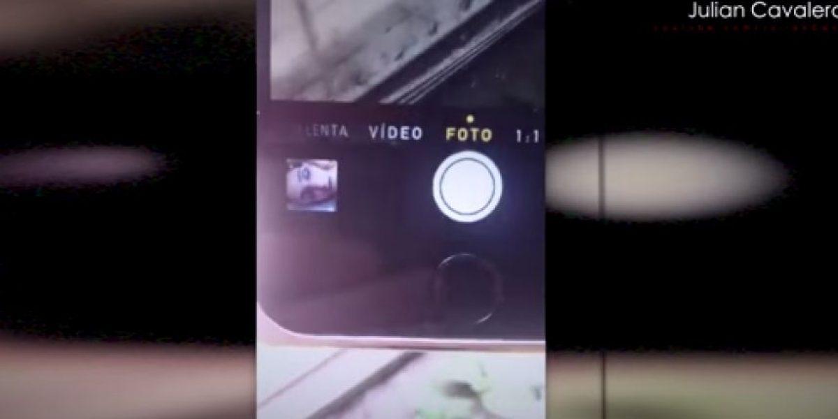 La misteriosa y aterradora imagen que apareció en un iPhone nuevo