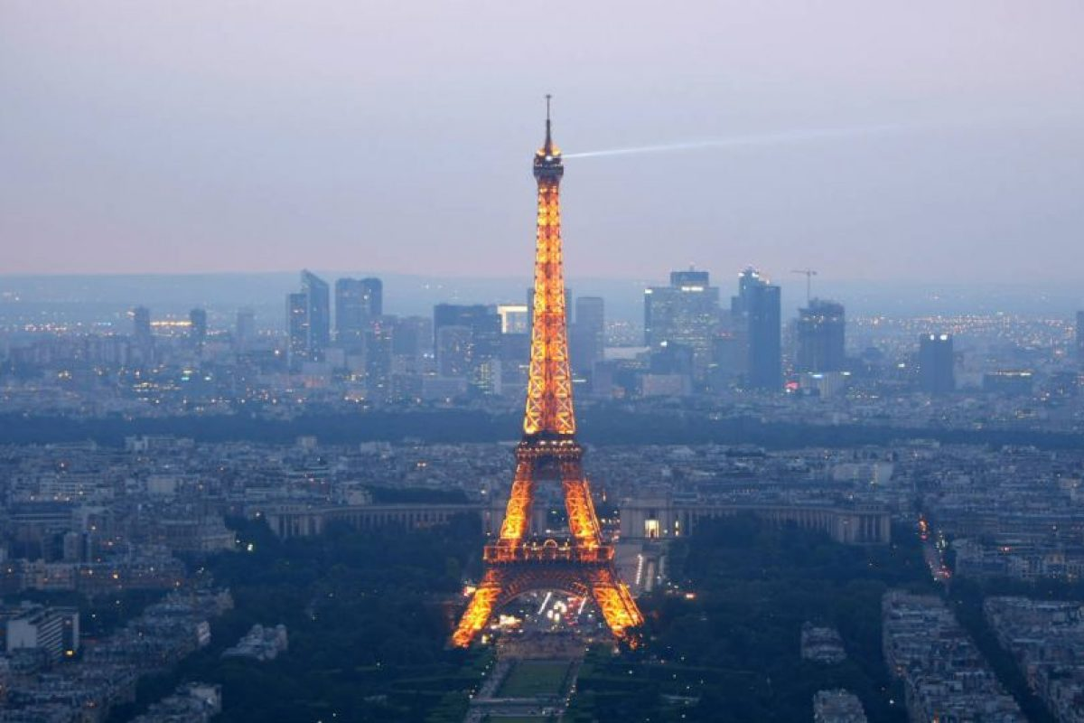 París. Foto:Getty Images