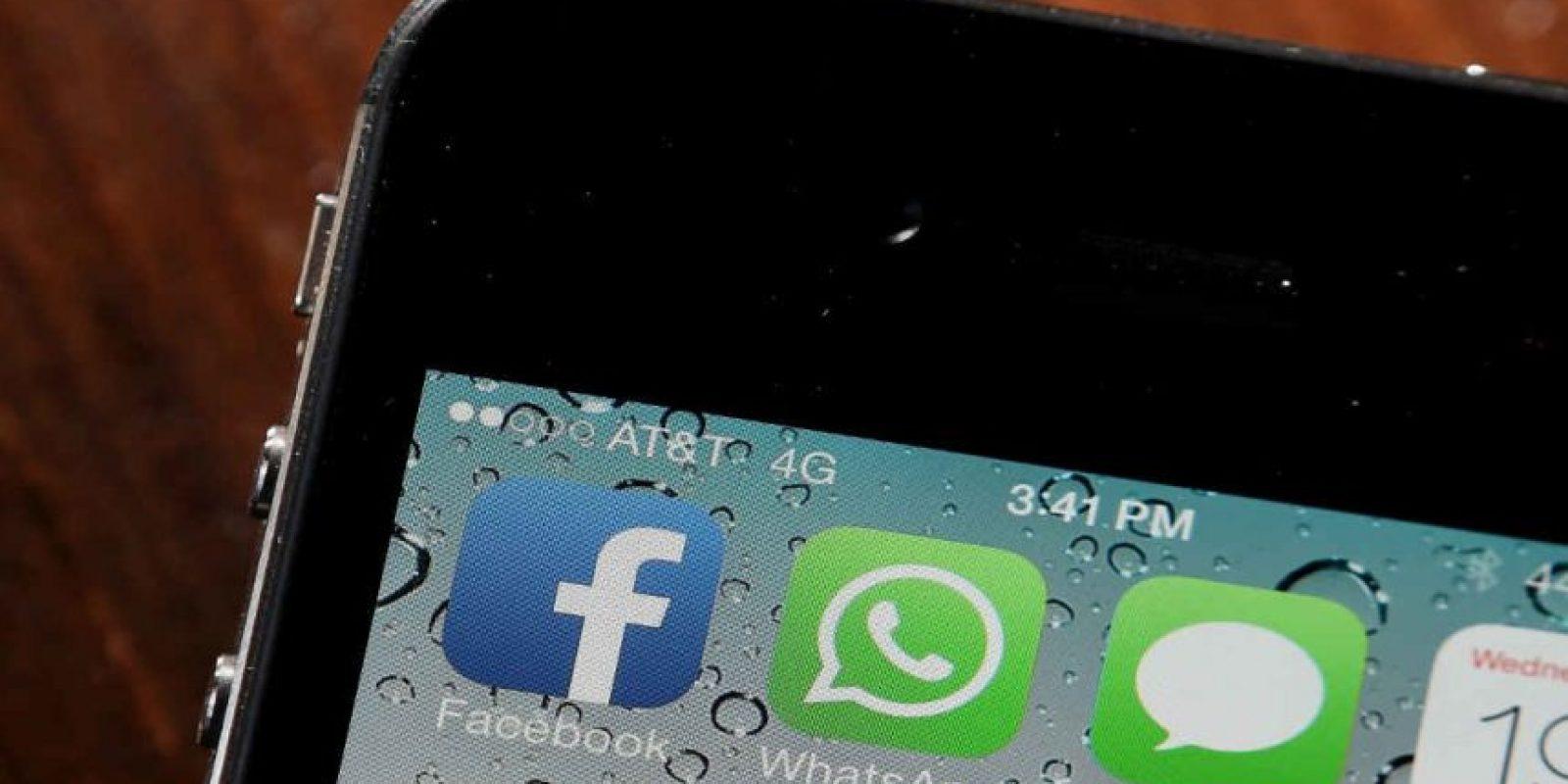 El mensajero ha estado experimentando con ellas en iOS y Android. Foto:Getty Images