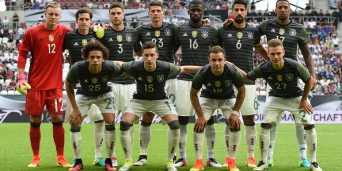 Alemania deja sin Eurocopa a una de sus figuras