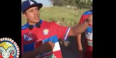 VIDEO. Guatemalteco rapea para futbolista Luis Martínez de Xelajú
