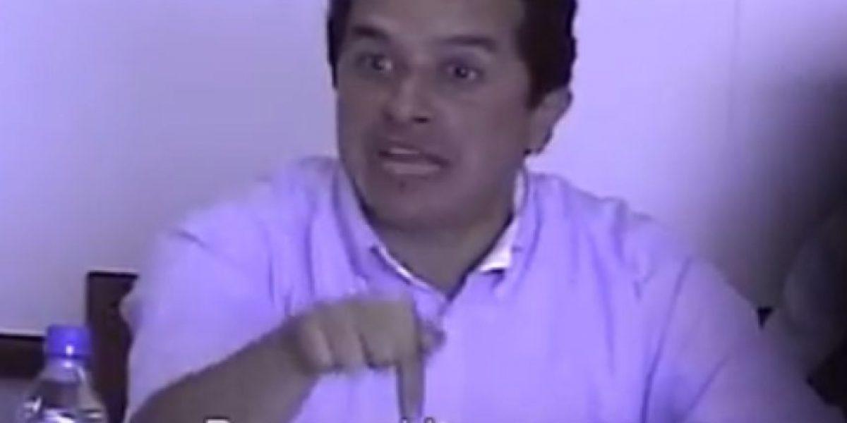 Candidato mexicano amenaza con