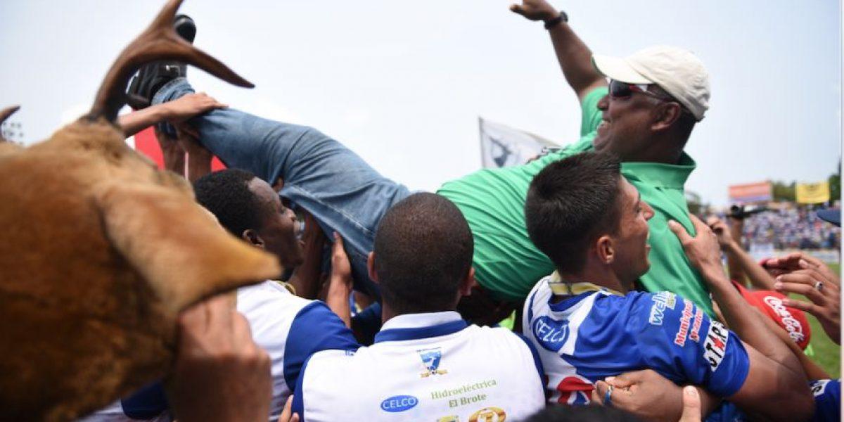 Entrenador de Suchitepéquez revela que tuvo que tomar tranquilizante
