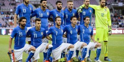 Italia revela su lista de convocados para la Euro
