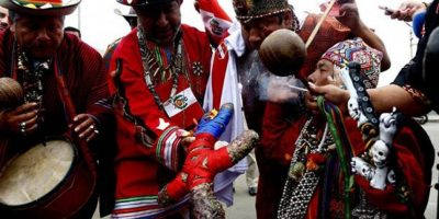 Chamanes predicen quienes jugarán la final de la Copa América