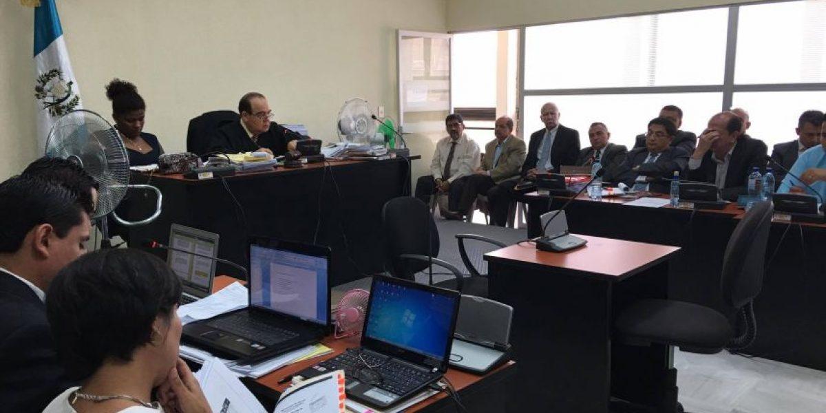 La Fiscalía y la CICIG solicitan ligar a cuatro exdiputados por el caso de las plazas fantasma
