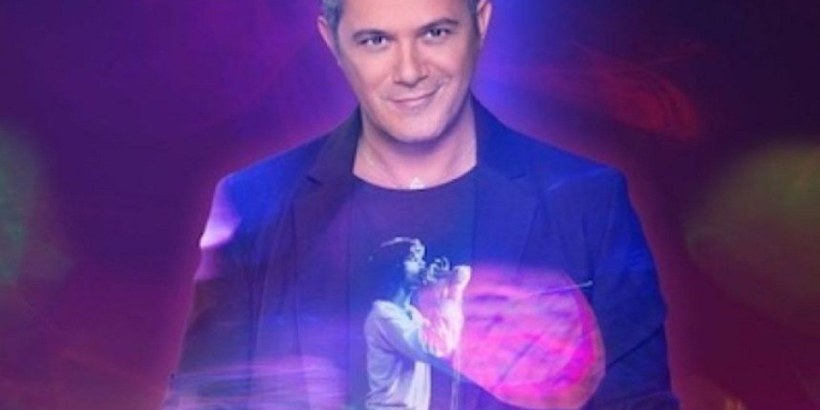 Alejandro Sanz Foto:Televisa