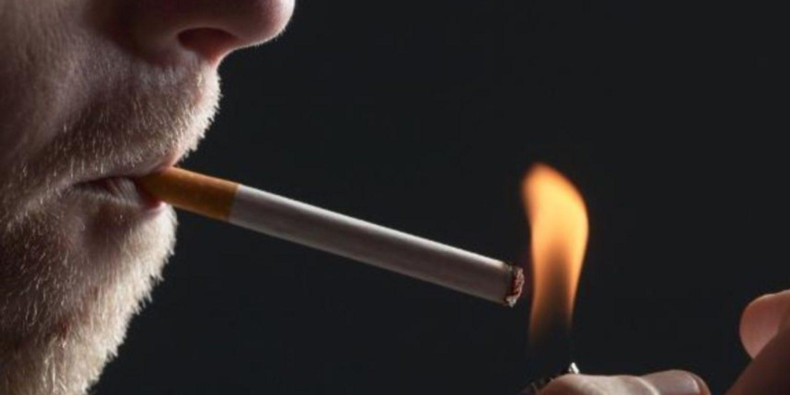 La edad promedio de las personas que fuman su primer cigarillo es: 16 años Foto:Pixabay