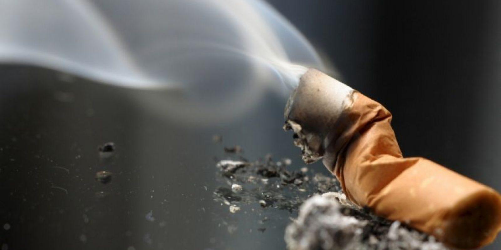 Entre 80 mil y 100 mil jóvenes de todo el mundo se convierten en adictos al tabaco cada día. Foto:Pixabay