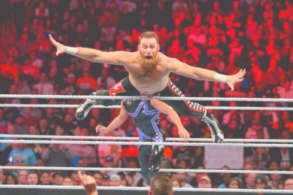 Sami Zayn Foto:WWE