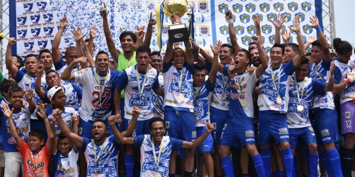 Suchitepéquez y Antigua GFC conocen a sus rivales en la Concacaf