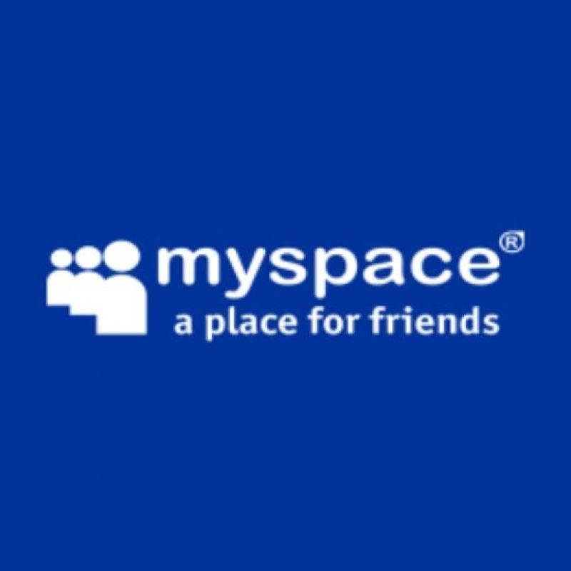 MySpace era la red social número uno hace años. Foto:MySpace