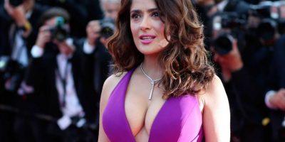 El día que Salma Hayek y Susan Sarandon se vieron sus senos